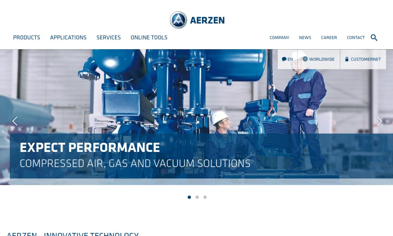 Aerzen Blowers and Compressors of Canada