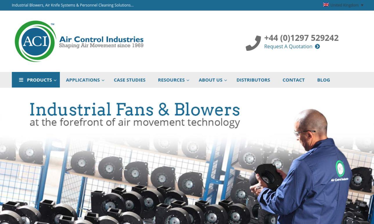 Air Control Industries, Inc.