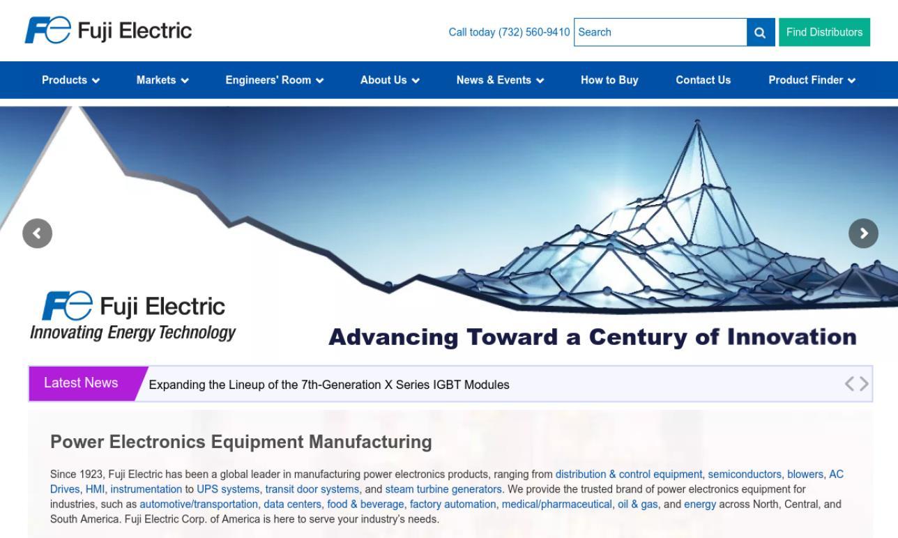 Fuji Electric Corp. of America