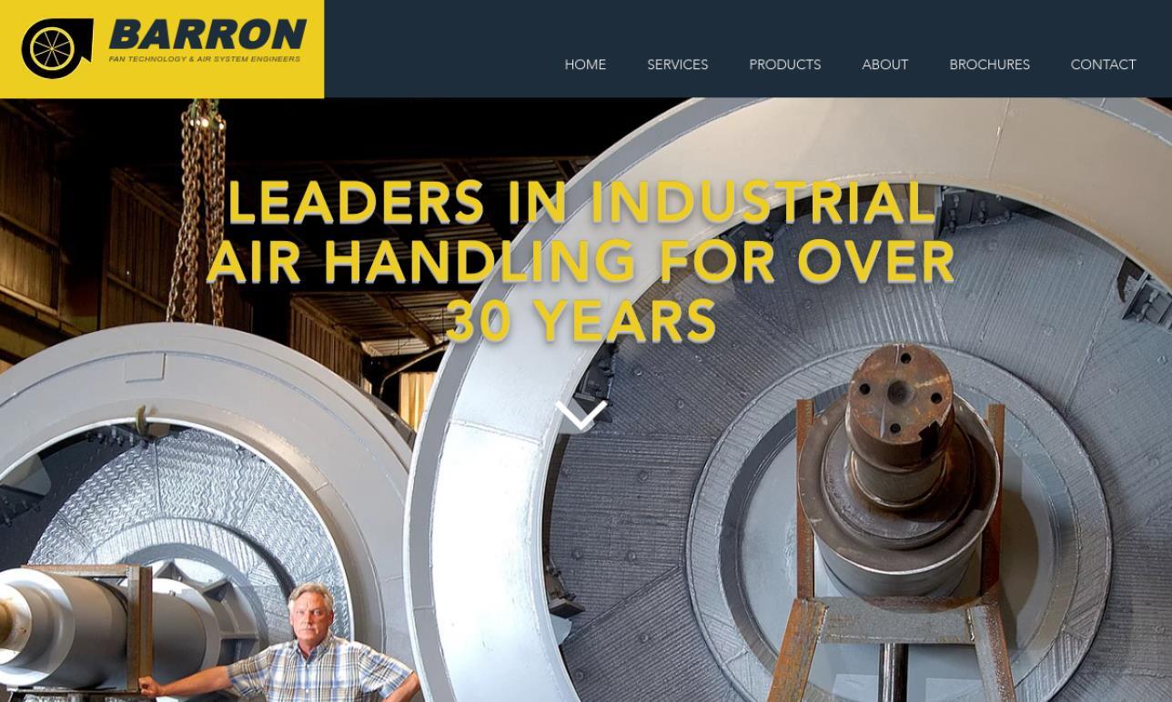 Barron Fan Technology, Inc.