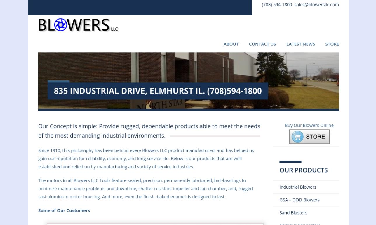 Blowers, LLC