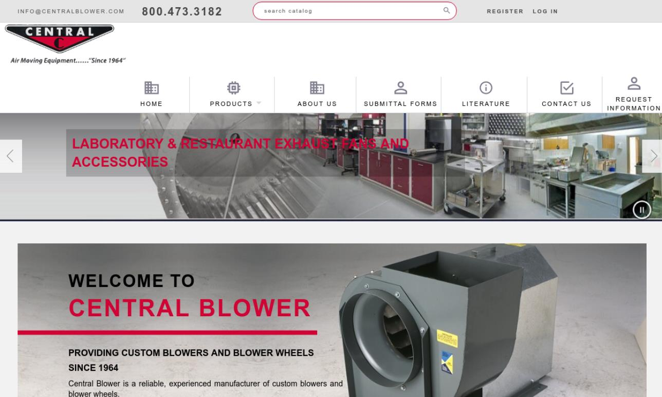 Central Blower Company