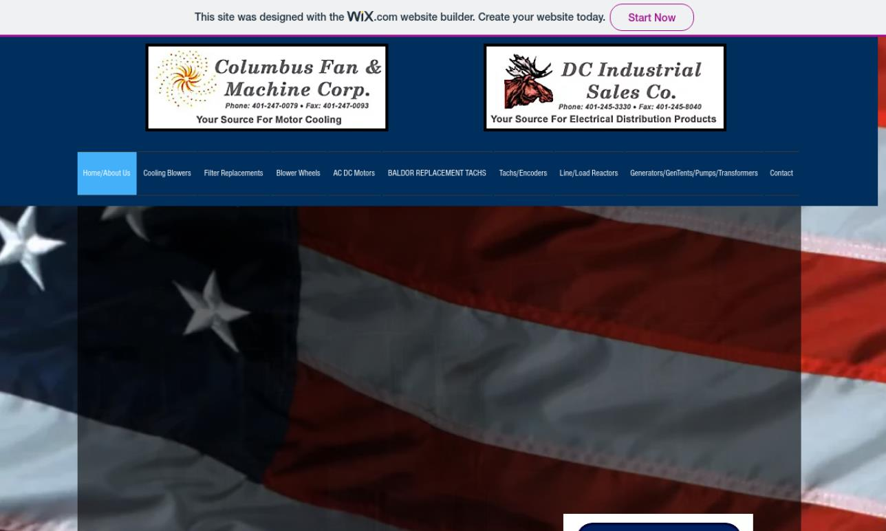 Columbus Fan & Machine Corporation