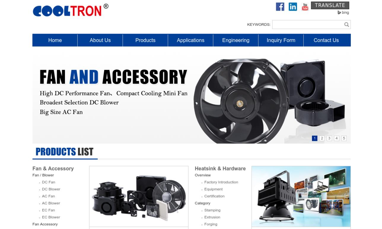 COOLTRON Industrial Supply, Inc.