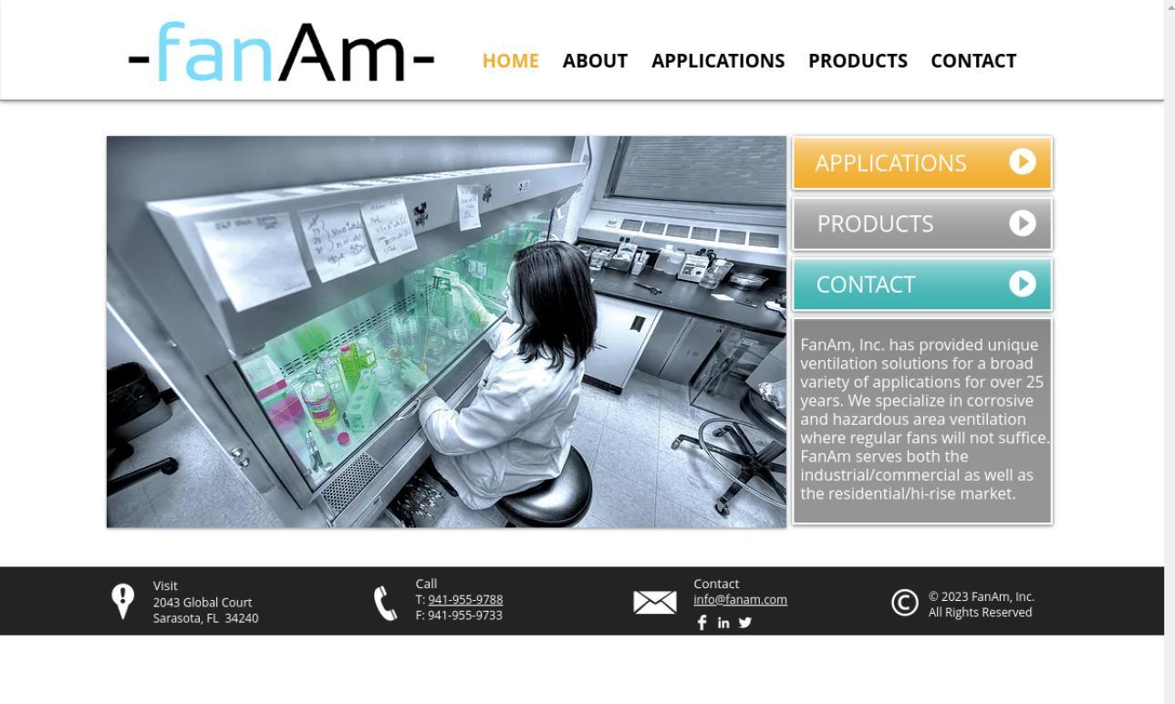 FanAm, Inc.