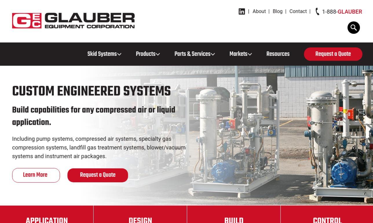 Glauber Equipment Corporation