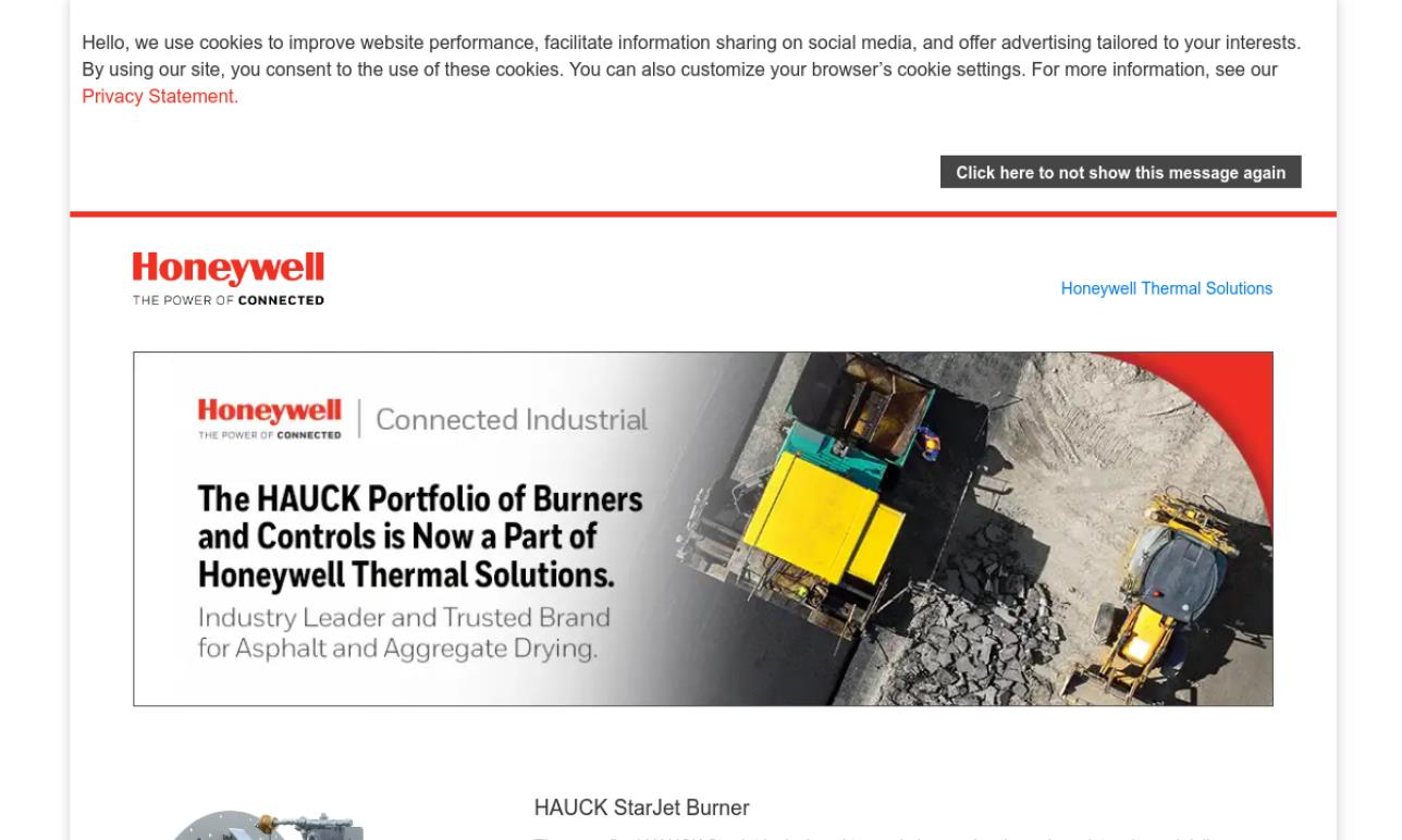 Hauck® Manufacturing