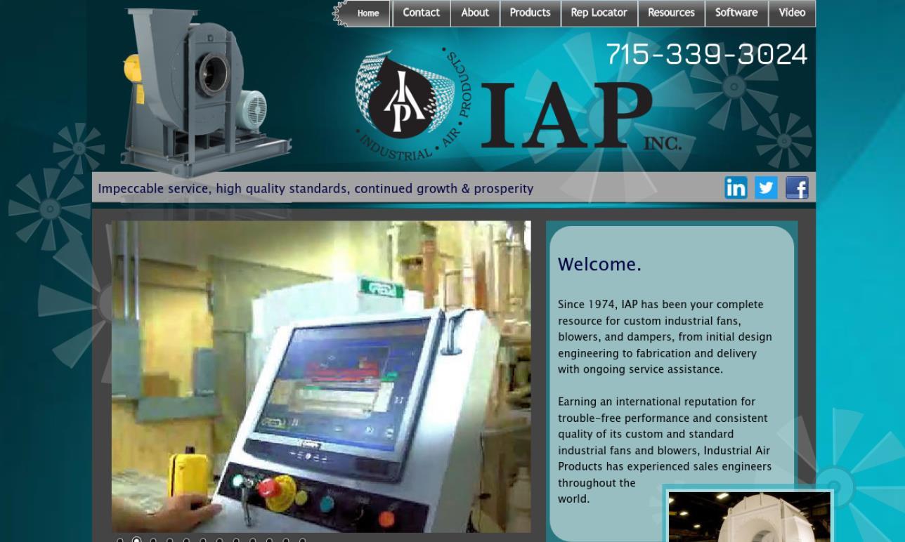 IAP, Inc.