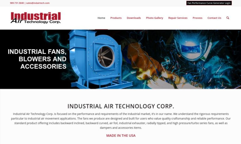 Industrial Air Technology Corp.