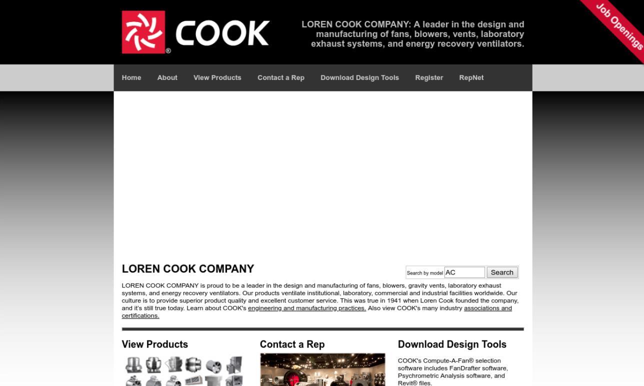 Loren Cook Company