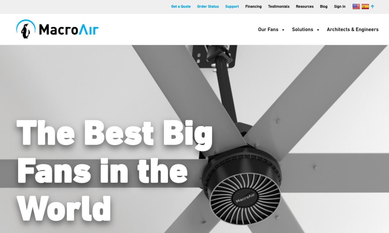 MacroAir™ Technologies Inc.