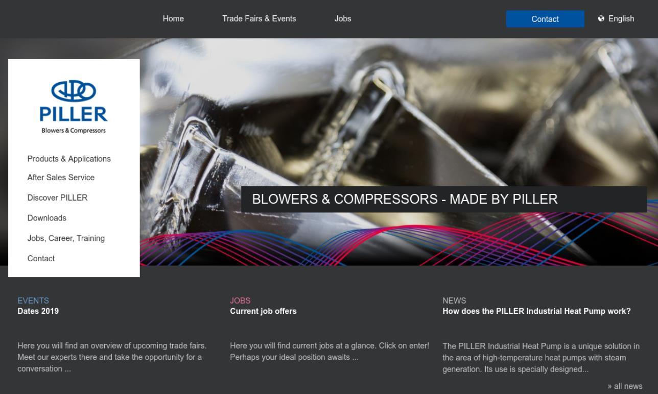 Piller TSC Blower Corp