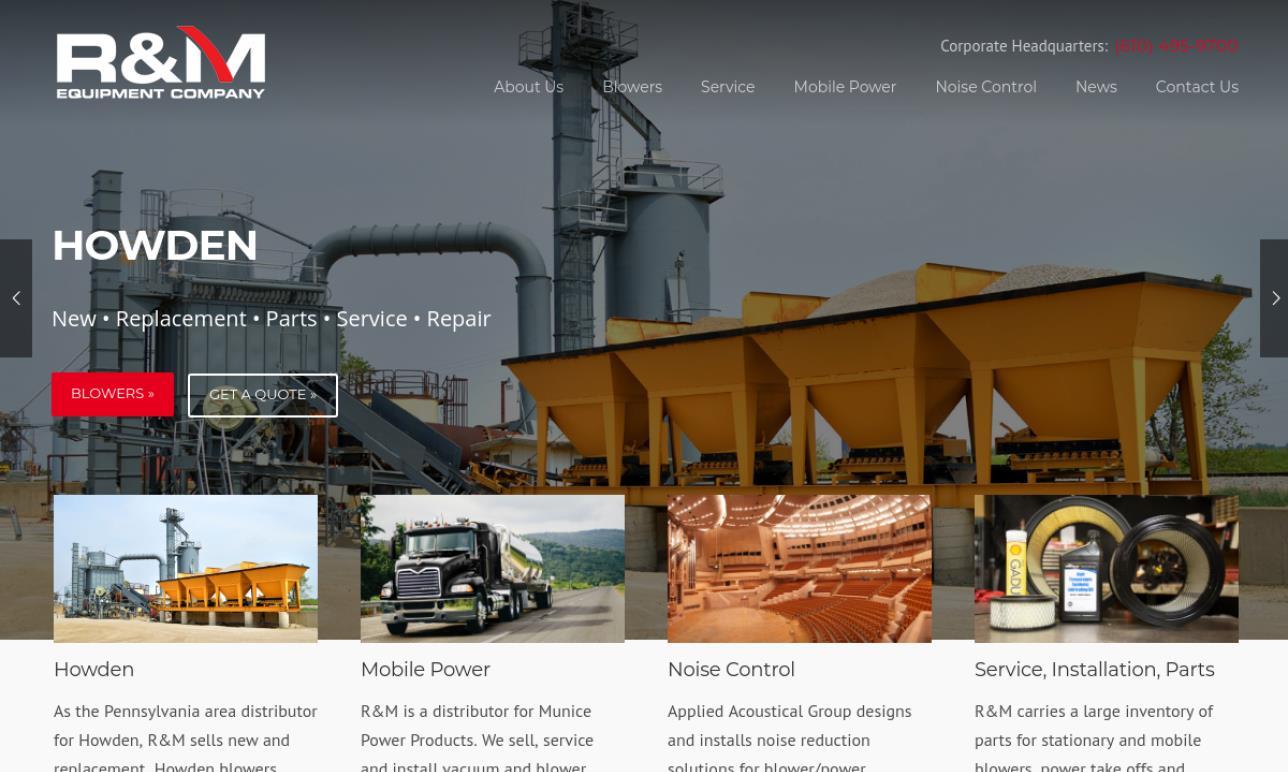 R&M Equipment Company
