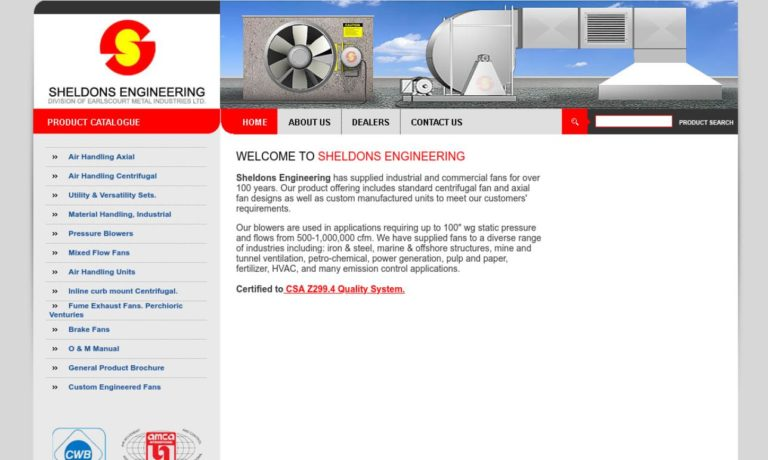 Sheldons Engineering Inc.