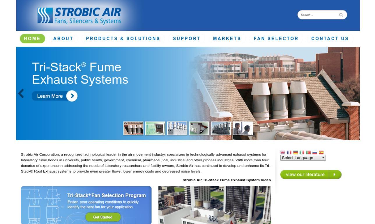 Strobic Air