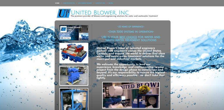 United Blower, Inc.