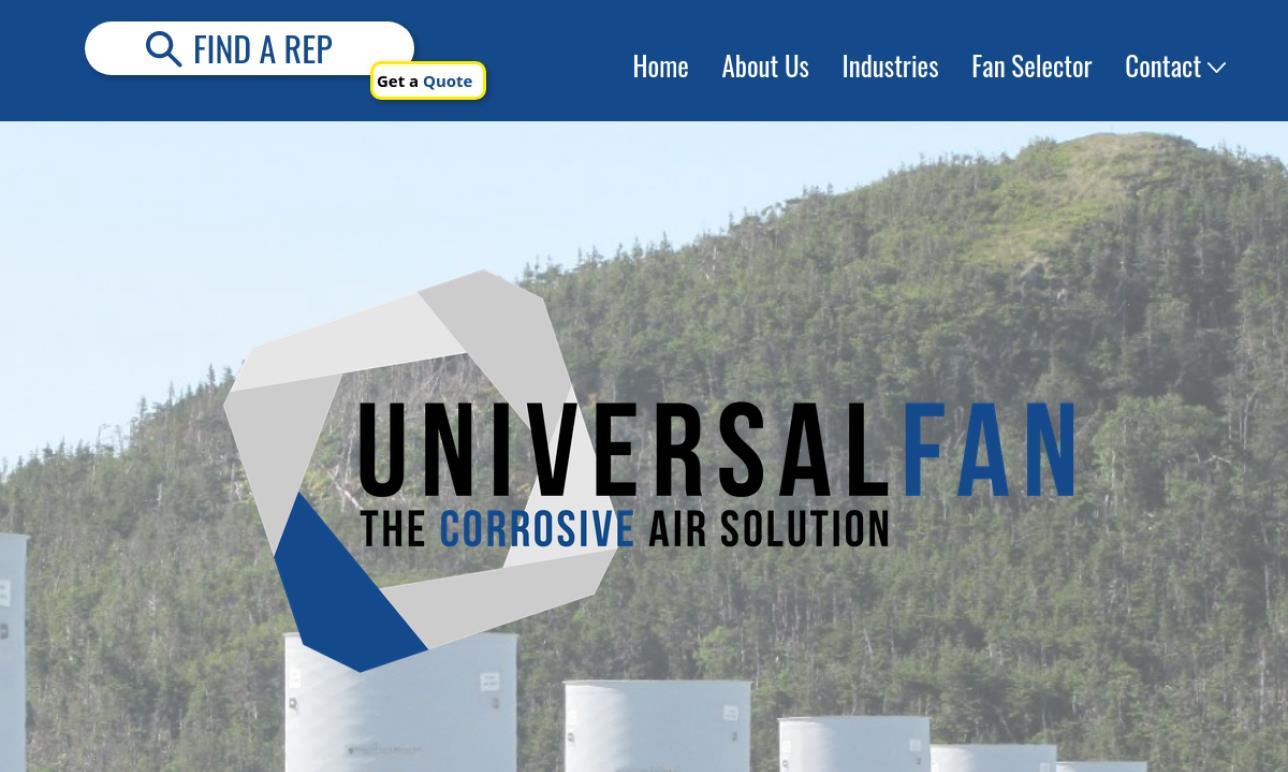 Universal Fan & Blower Ltd.
