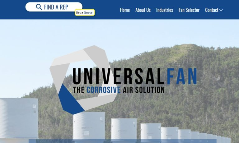 Universal Fan & Blower Ltd.